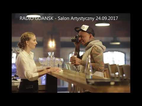 Radio Gdansk - salon artystyczny - rozmowa o Bohaterze 24.09.2017