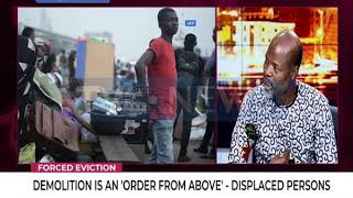 More than 5,000 persons displaced by forceful eviction along Lagos Coastal lines