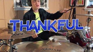 Joe Cocker - Thankful - Drum Cover