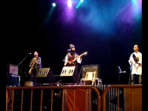 """Toumast  """"Ikalane Walegh"""" -  Womad 2008 Las Palmas GC 2008"""
