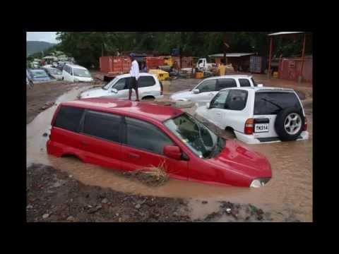 Tropical Storm Erika aftermath documentary - Dominica