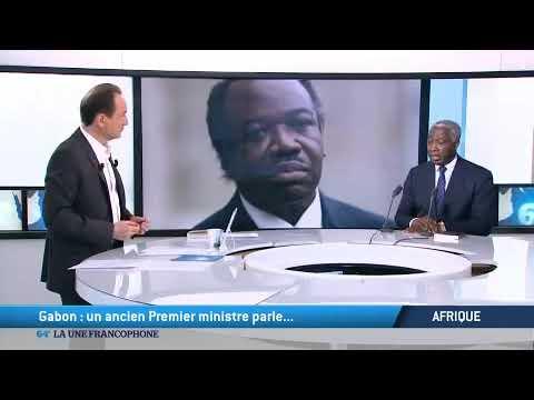 Gabon : un ancien Premier Ministre parle...