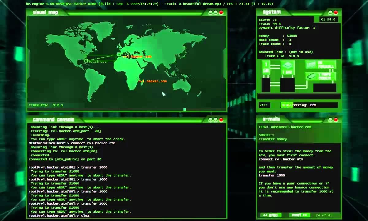 Rvl Hacker Demo - YouTube