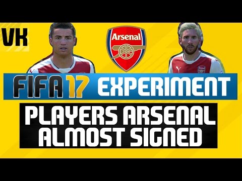 HOW GOOD WOULD THE ARSENAL 'ALMOST SIGNED'...