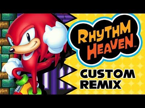 Hydrocity Zone - Act 2 (Sonic Mania) ~ Rhythm Heaven (Custom Remix)