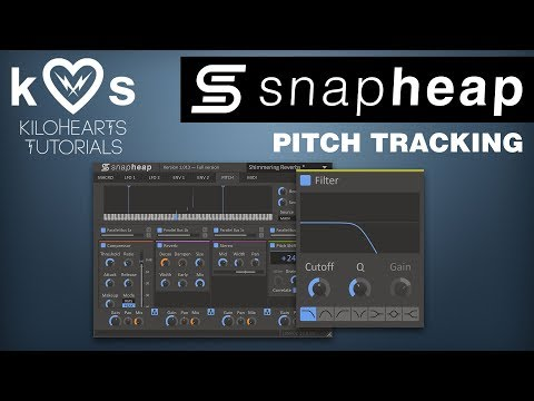 Pitch Tracking in Snap Heap