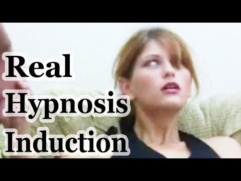 Real Hypnosis induction 25