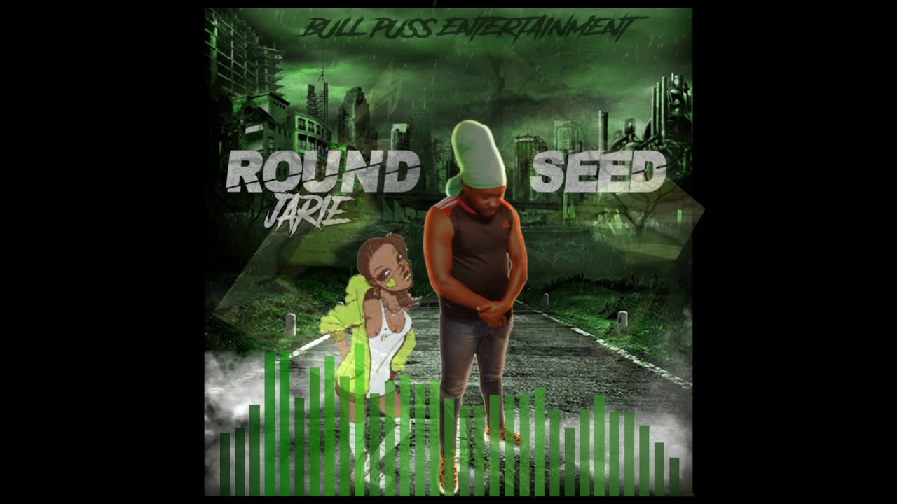 JARIE - ROUND SEED (Official Audio) - YouTube