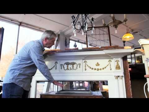 Repurposing Tips: Fireplace Mantels