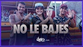 No Le Bajes - El Coyote The Show, Farruko, Tito El Bambino | FitDance Life (Coreografía Oficial).mp3