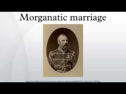 Morganatic marriage