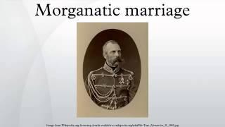Morganatic marriage