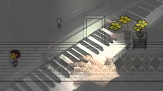 Undertale - Undertale/His Theme (Piano cover)