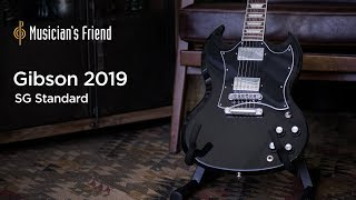 Gibson 2019 SG Standard Electric Guitar Demo ギブソン 検索動画 50