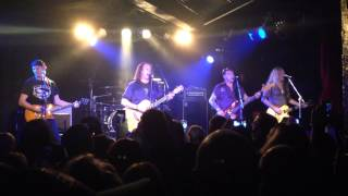 The Screaming Jets - Shivers - Live at the Corner Hotel, Richmond - Saturday 9th November 2013.