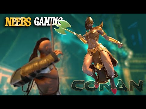 Conan Exiles - The Witch Queen's Secret