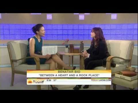 PAT BENATAR - interview on Today Show (2010)