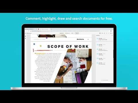 Adobe Acrobat For Google Drive  |  Adobe Document Cloud