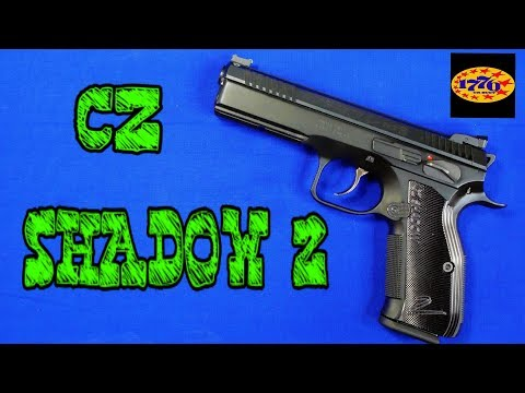 CZ USA Shadow 2 9mm Pistol - The Ultimate CZ75 from YouTube · Duration:  21 minutes 8 seconds