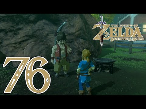Legend of Zelda: Breath of the Wild Let's Play with ...
