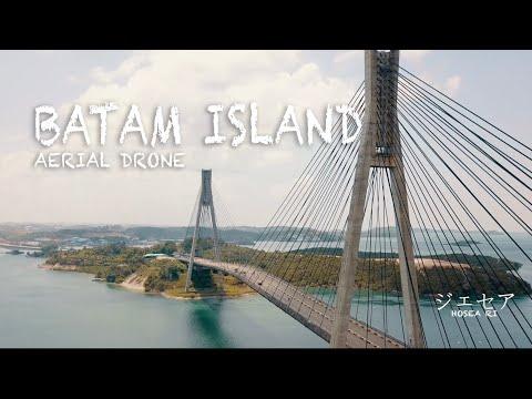 BATAM ISLAND 2018 - AERIAL DRONE