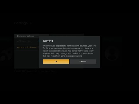 How to Enable Apps from Unknown Sources with Amazon Fire TV