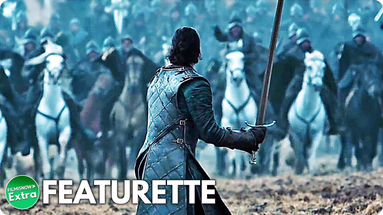 GAME OF THRONES (10th Anniversary) | Battle of the Bastards Featurette (HBO)