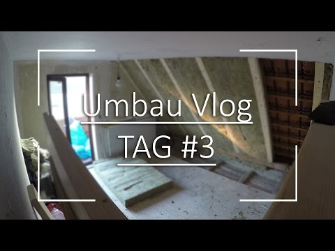 Einbau velux dachfenster teil 3 web tv f r handwerker funnydog tv - Dachfenster innenfutter rigips ...