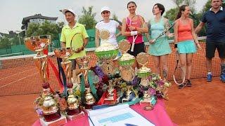 Открытый турнир по теннису среди любителей 30.07.2016