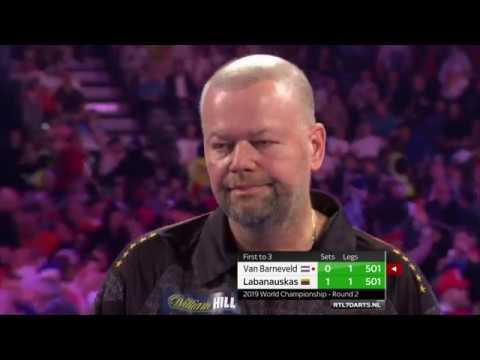Raymond van Barneveld - Darius Labanauskas World Championship Darts 2019