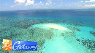 See the Great Barrier Reef by catamaran   Getaway