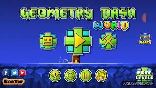 Geometry dash World completo