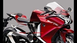 New Honda VTR1200 V4 1200cc Superbike | Honda VTR 1200 Model 2019 | Sport Motorcycle Concept