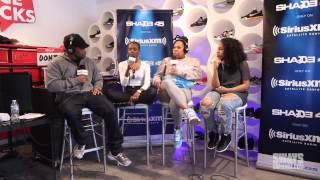 Sway SXSW Takeover: Tiara Thomas Talks Drinking With Heather B, Happiness + Weed Habits