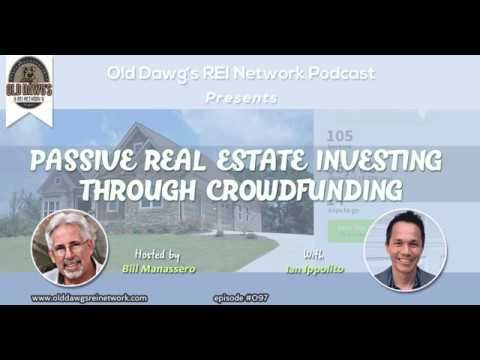 097: Passive Real Estate Investing Through Crowdfunding