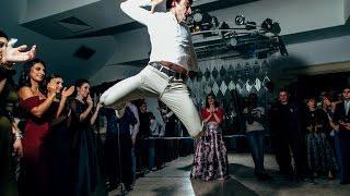 Свадьба в Абхазии, Сухум,  Луарсаб и Эсма