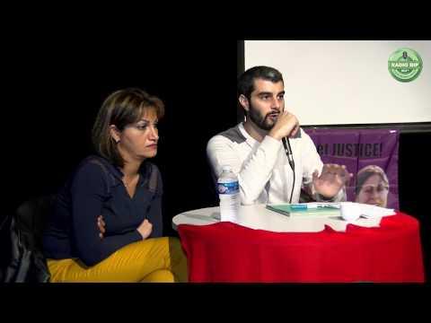 """Conférence """"le Kurdistan et le confédéralisme démocratique"""""""