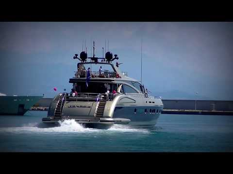 The FAST US$ 10,000,000 Yacht Genesis in Antibes