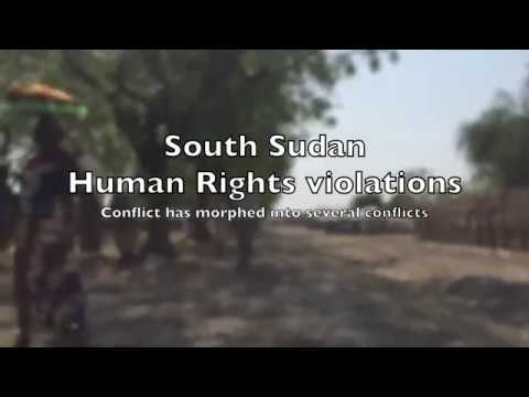 South Sudan:Possible war crimes and crimes against humanity