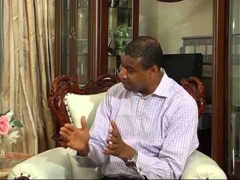 Guest of Embassy of God church is Pastor John Enelemah Lagos, Nigeria