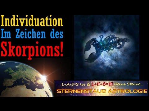 Astrologie - Individuation im Zeichen des Skorpion - Horoskop Individuationstrigon