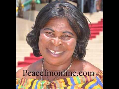 Akua Donkor accuses Prez Mahama of Killing late Prez Mills