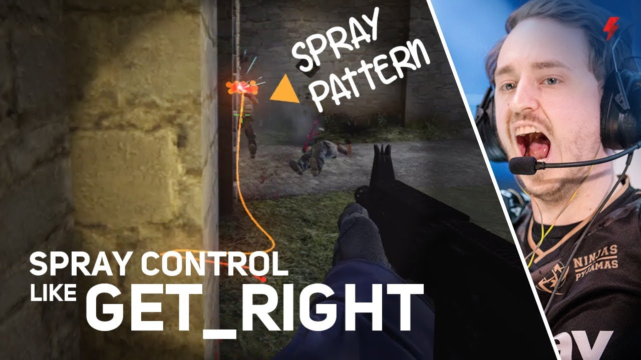 Get_Right's recoil control: How to train spray control in the Workshop