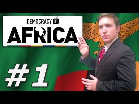 Democracy 3: Africa | Zambia  - Year 1
