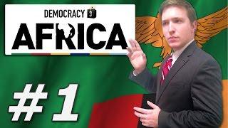 Democracy 3: Africa | Zambia  - Year 1
