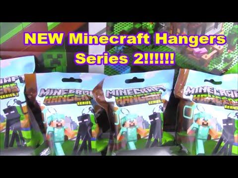 Minecraft Series 2 Mystery Blind Bag Hangers Doovi