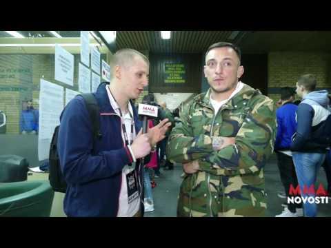 MMANovosti: Intervju sa Dusan Dzakic oko prve priredbe MEGDANA, povratku...