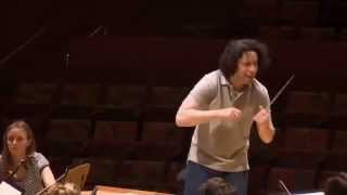 Gustavo Dudamel and the LA Phil Rehearse Tchaikovsky