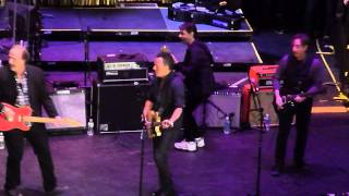 BRUCE SPRINGSTEEN JOE GRUSHECKY NEVER BE ENOUGH TIME LIGHT OF DAY PARAMOUNT ASBURY PARK 01/17/15