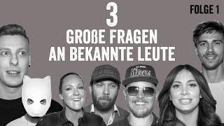 3 große Fragen an: Felix Lobrecht, Fynn Kliemann, Carolin Kebekus, Cro … (Bad Lip Reading)